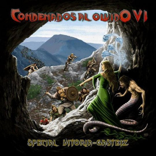 Osiris / Zorrostiaga / Yugular / Merlín - Condenados al olvido VI - Especial Vitoria-Gasteiz