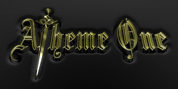 Atheme One - Logo
