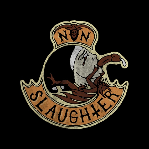 Nunslaughter - Antichrist