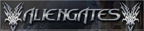 Aliengates - Logo