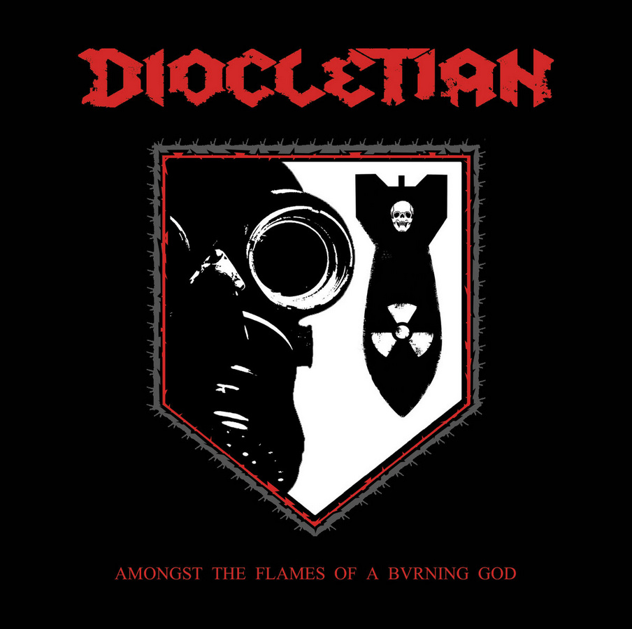Diocletian - Amongst the Flames of a Bvrning God