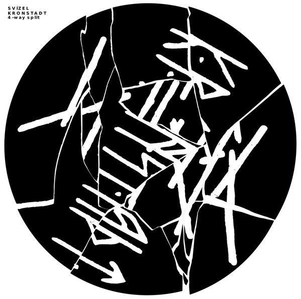 Black Aspirin / Kronstadt / Svízel / Lezok - 4-Way Split