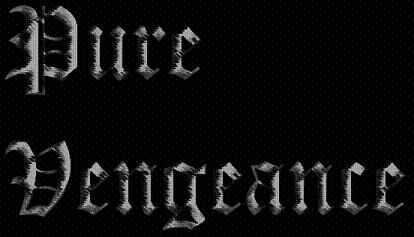 Pure Vengeance - Logo