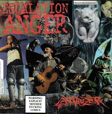 Escalation Anger / Schnauzer - Escalation Anger / Schnauzer