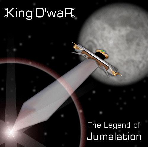 King'o'War - The Legend of Jumalation