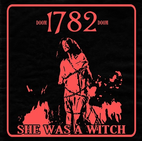 1782 - She Was a Witch