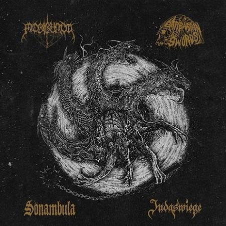 Barbarian Swords / Sönambula / Moribundo / Judaswiege - Tetrarchia Ex Bestia