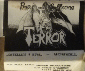 Terror - Pain and Suffering