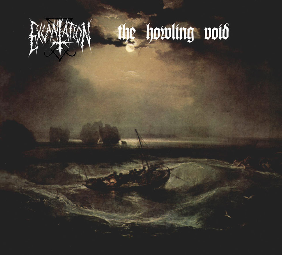 The Howling Void / Excantation - Excantation / The Howling Void