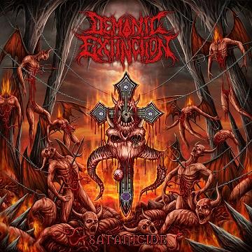 Demonic Extinction - Satanicide