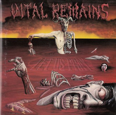 Vital Remains - Let Us Pray