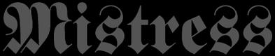 Mistress - Logo