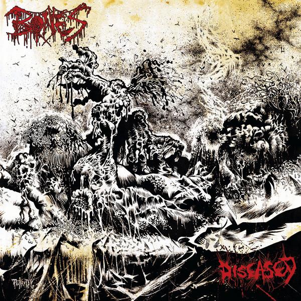 Bones - Diseased