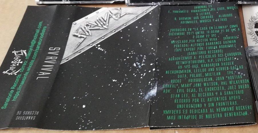 Survival - Svrvival