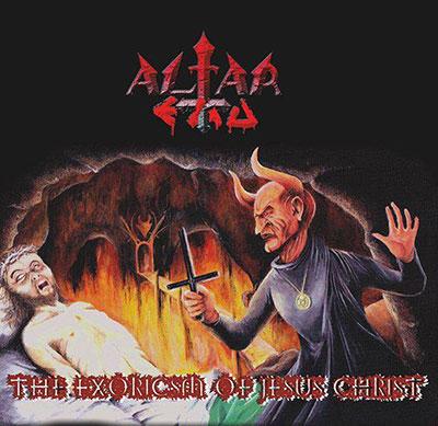 AltarEgo - The Exorcism of Jesus Christ