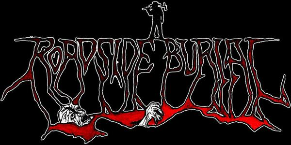 Roadside Burial - Logo