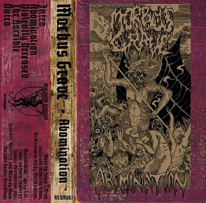 Morbus Grave - Abomination