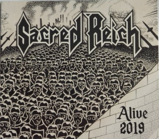 Sacred Reich - Alive 2019
