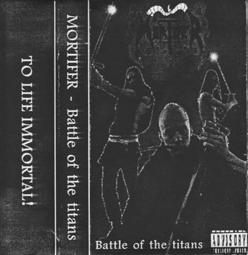 Mortifer - Battle of the Titans