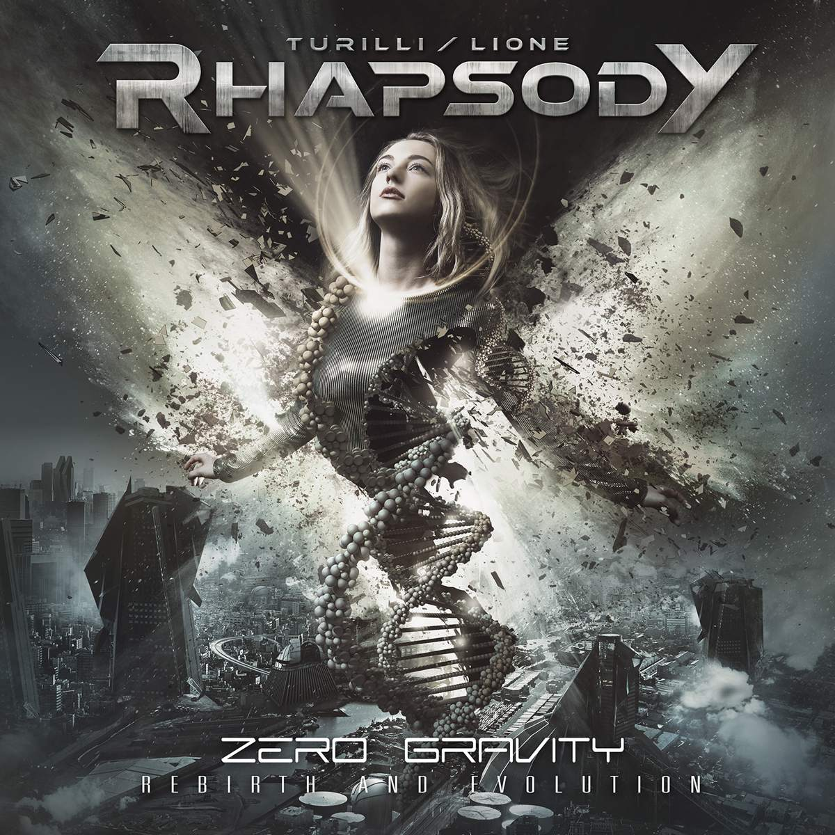 Turilli / Lione Rhapsody — Zero Gravity (Rebirth And Evolution) (2019)