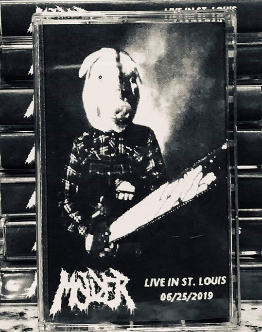 Molder - Live in St. Louis 6/25/2019