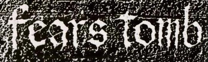 Fears Tomb - Logo