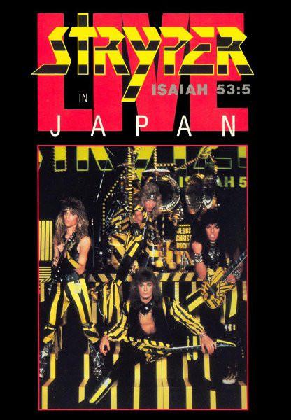 Stryper - Live in Japan