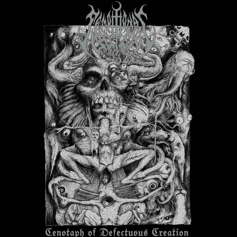 Sempiternal Dusk - Cenotaph of Defectuous Creation