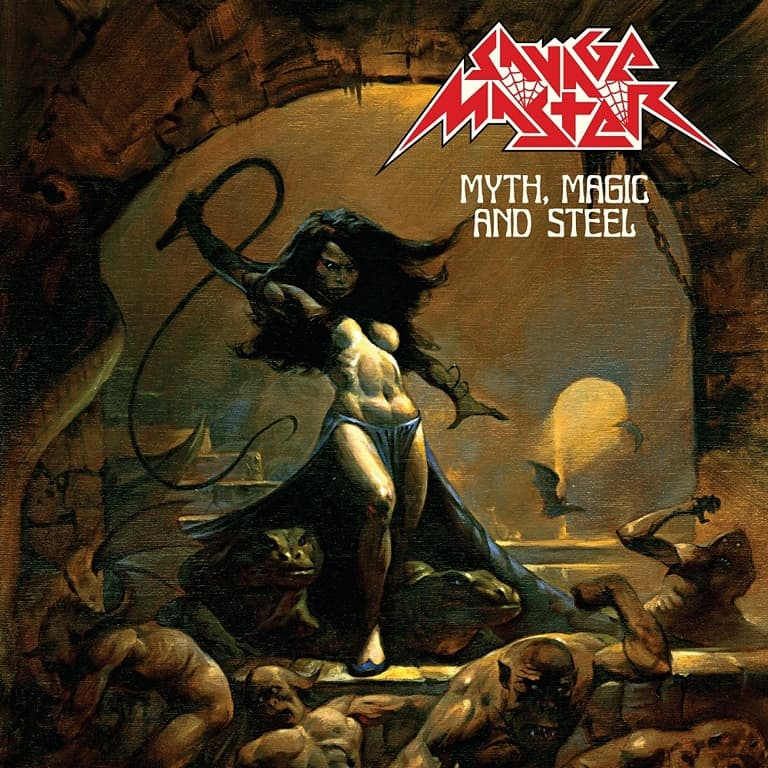 Savage Master - Myth, Magic and Steel