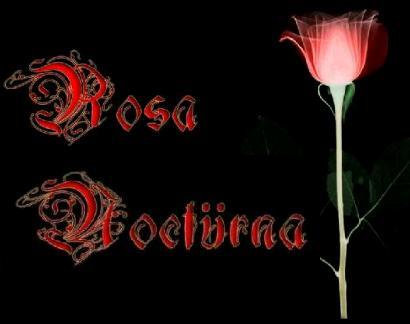 Rosa Noctürna - Logo