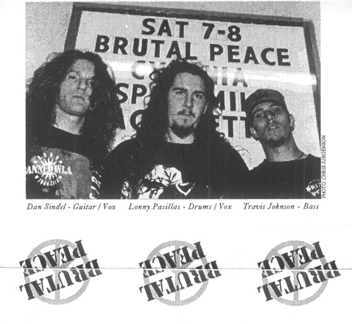 Brutal Peace - Photo