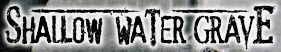 Shallow Water Grave - Logo
