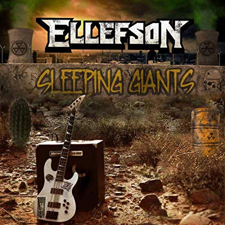 David Ellefson - Sleeping Giants