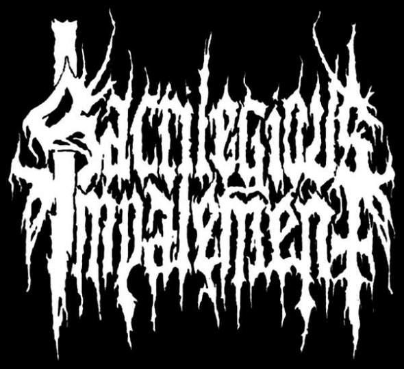 Sacrilegious Impalement - Logo