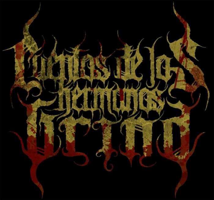 Cuentos de los Hermanos Grind - Logo
