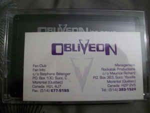 Obliveon - '95 Demo