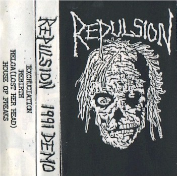 Repulsion - 1991 Demo