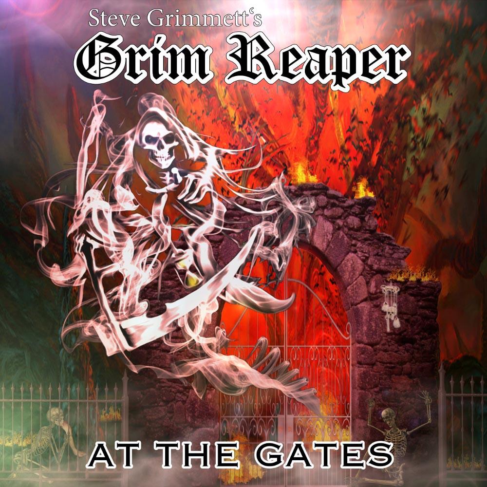 Steve Grimmett's Grim Reaper - At the Gates