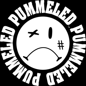 Pummeled About the Face - Logo