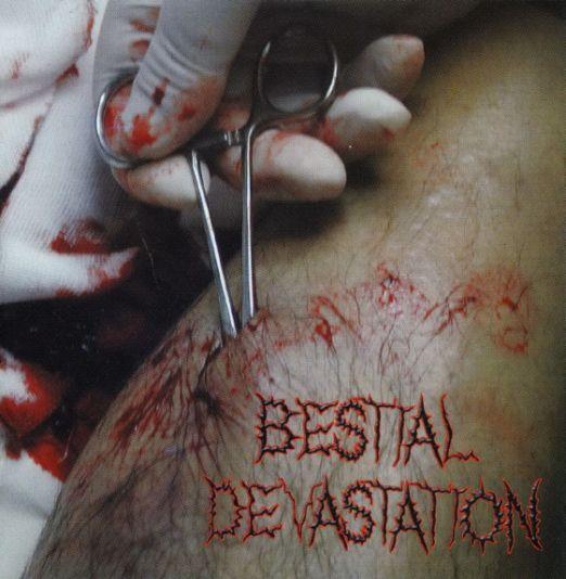 Bestial Devastation - Sores, Blood & Pus