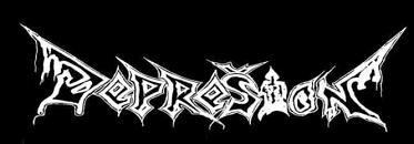 Deprešion - Logo