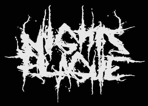 Nights Plague - Logo
