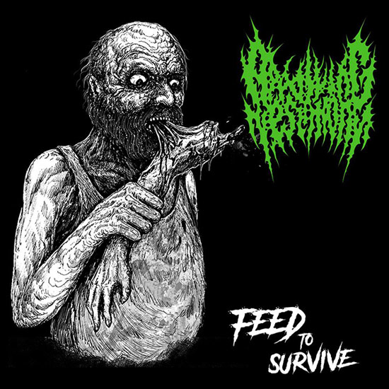 Appalling Testimony - Feed to Survive
