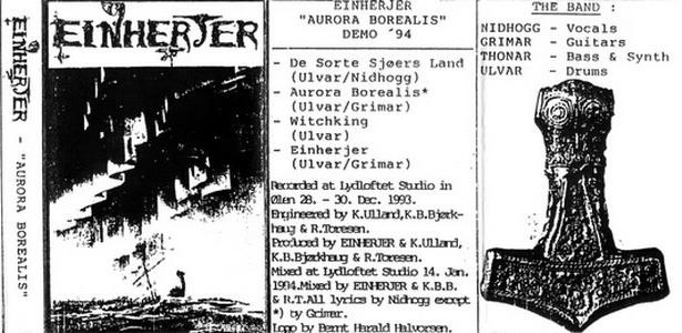 Einherjer - Aurora Borealis