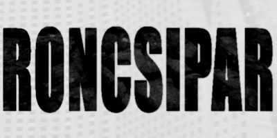 Roncsipar - Logo