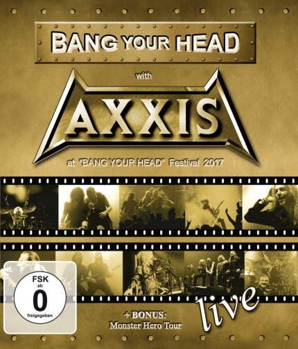 Axxis - Bang Your Head with Axxis