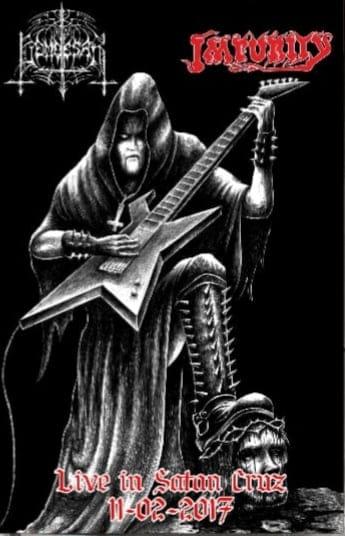 Impurity / Bemdesar - Live in Satan Cruz!!!!!!