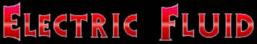 Electric Fluid - Logo