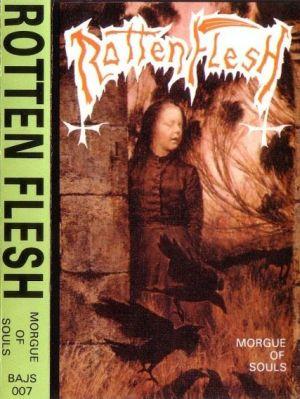 Rotten Flesh - Morgue of Souls