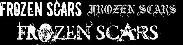 Frozen Scars - Logo